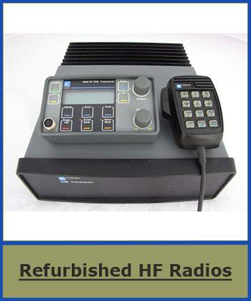 Used Refurbished HF Radios